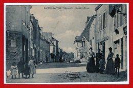 53 - SAINT OUEN Des TOITS --  Entrée Du Bourg - état Léger Pli - Autres Communes