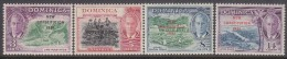 DOMINICA, 1951 NEW CONSTITUTION 4 MLH - Dominique (...-1978)