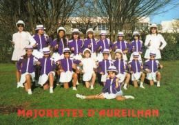AUREILHAN - Htes Pyrénées : Les Majorettes De L'Asca. - Aureilhan Semeac