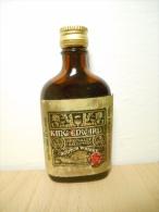 Mignon Whisky King Edward - Miniatures
