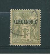 Colonie  Timbre D´Alexandrie  Type Sage  N°16 Oblitéré - Alessandria (1899-1931)