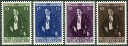 Liechtenstein 1956. M#348/51 MNH/Luxe (B33) - Liechtenstein