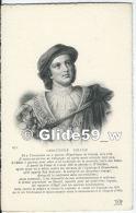 Christophe Colomb (navigateur) - N° 271 (papier Velin) - Personaggi Storici