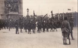 Les Fêtes De La Victoire 14 Juillet 1919/ Les Zouaves/ Réf:C4195 - Militaria