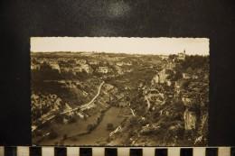 CP, 46, ROCAMADOUR Le Roc Et La Vallée  N°156 Edition De L'amitié Saint Ceré - Rocamadour