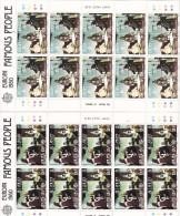 Jersey 1980 Europa Sheetlets MNH - Europa-CEPT