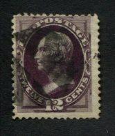 USA GEBRUIKT USED UTILISE GEBRAUCHT SCOT 162 HENRY CLAY - 1847-99 Unionsausgaben