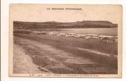 Saint St Brieuc, Waron 4919, L'aérodrome Et Le Falaises De Cesson - Saint-Brieuc