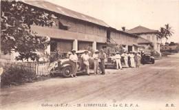 ¤¤  -   26   -   GABON   -   LIBREVILLE   -  La C.E.F.A.  -  ¤¤ - Gabon