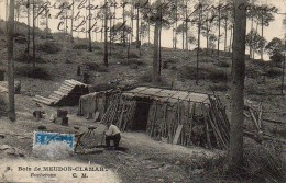 92 Bois De MEUDON-CLAMART  Bûcherons - Meudon