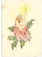 KINDER / Children / Enfants / Bambini / Ninos / Kinderen - Künstler-Karte Anna-Maria Schwarz-Torinus - Portraits