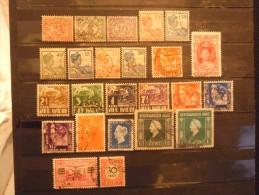 INDES NEERLANDAISES - Lot De Timbres - Niederländisch-Indien