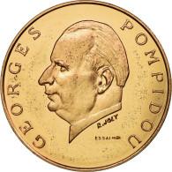 Monnaie, Gabon, 5000 Francs, 1971, Paris, FDC, Copper-Aluminum-Nickel, KM:E5 - Gabón