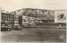 LE   TREPORT      731.   LE  CASINO   ET  LA  FALAISE - Le Treport