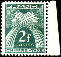 TAXE  N° 82 -  Gerbes  2f - NEUF** - Taxes