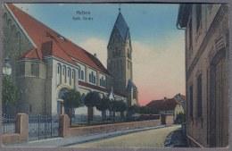 Helbra Kirche  Uber 1910y.   B547 - Sin Clasificación