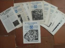 Bulletin N° 13 - 8° Année - Livres, BD, Revues