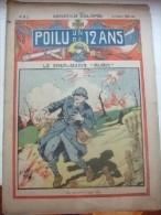 Un Poilu De 12 Ans N° 82 - Le Sous-Marin ''Rubis''. - Livres, BD, Revues