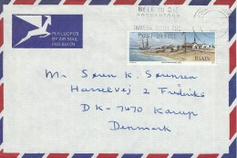 South Africa.    Cover Sent To Denmark     H-705 - South Africa (1961-...)