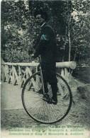 Monocycle A. Audibert ( SPO ) - Cyclisme