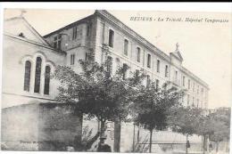 HERAULT CPA BEZIERS LA TRINITE HOPITAL TEMPORAIRE - Beziers