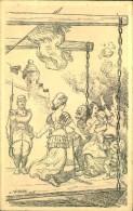 JOURNEE FRANCAISE DU SECOURS NATIONAL SIGNEE  WILLETTE 1918 - Künstlerkarten