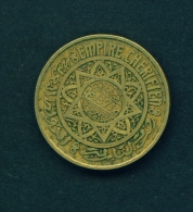 MOROCCO  -  1461 (Hejira Date)  50f  Circulated Coin - Morocco