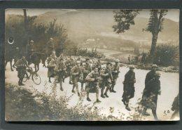 Carte Photo - Militaires - Militaria