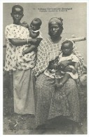 AFRIQUE - SENEGAL - DAKAR - (41) - Famille  Ouolof - CPA - Senegal