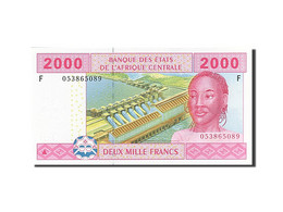 Guinée Equatoriale, 2000 Francs, Type 2002 - Equatoriaal-Guinea