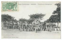 AFRIQUE - SENEGAL - DAKAR - Tirailleurs Sénégalais - CPA - Sénégal