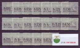 824 - VAUD - Fiskalmarken - Fiscaux
