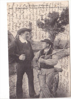25541 Bretagne Pittoresque Folklore -TYPES BRETONS - JOUEURS DE BINIOU DE PLOUAY, PRÉS LORIENT -3037 Waron St Brieuc - France