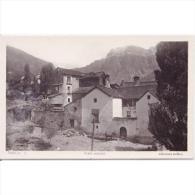 HSCTP7624B-LFTD10913.Tarjeta Postal DE HUESCA.Edificios,arboles,montañas,arboles Y VISTA DE TORLA - Huesca
