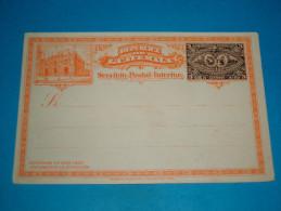 Amérique Central ) Republica De Guatemala -  - Année 1900 - EDIT : - Guatemala