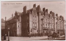 Royaume  Uni : MANCHESTER  ; Royal   Eye   Hospital  ( Abimée  Coté  Droit) - Non Classificati