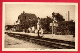 55. Stenay. L' Ancienne  Gare - Stenay