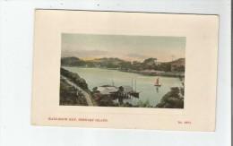 HALF MOON BAY    STEWART ISLAND N° 4971 - Nouvelle-Zélande