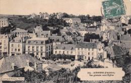 ¤¤   -   955    -   AUDIERNE  -  Vue Générale Vers L'Eglise  -  Au Bon Marché   -   ¤¤ - Audierne