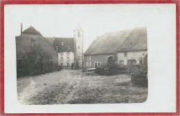 57 - ST. JOHAN Von BASSEL - SAINT JEAN De BASSEL - Carte Photo - Vue Du Village - Guerre 14/18 - France