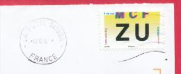 France - 2015 -  La Vue - Enveloppe DL 02/12/15 - Cartas