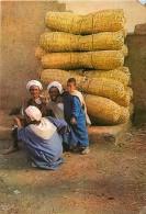 B16-0419  :  PUBLICITE PHARMACEUTIQUE IFNI HOMMES AUX COUFFINS - Mauritanie