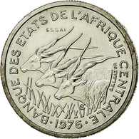 Afrique Centrale, République Du Congo, 50 Francs Essai - Congo (République 1960)