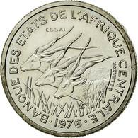 Monnaie, West African States, Franc, 1976, FDC, Steel, KM:8 - Congo (République 1960)