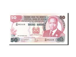 Kenya, 50 Shillings, 1986, KM:22c, 1986-09-14, NEUF - Kenya
