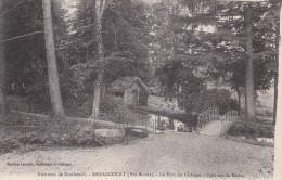 Ph-CPA Arnancourt (Haute Marne) Le Parc Du Château Pont Sur La Blaise - Doulevant-le-Château