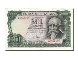 Espagne, 1000 Pesetas Type 1974 - [ 3] 1936-1975 : Régence De Franco