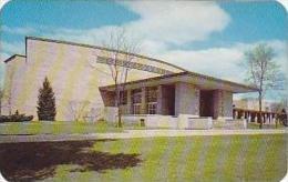 Indiana Notre Dame Saint Marys College O Laughlin Auditorium Uni