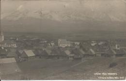 1922 - VAZEC, Vazec Pod Tatrami, Gute Zustand, 2 Scan - Slovakia