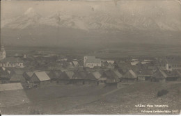 1922 - VAZEC, Vazec Pod Tatrami, Gute Zustand, 2 Scan - Slowakei